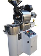 Ozturkbay OKS-2.5 commercial coffee roaster Turkish quality at a great price USA tech support