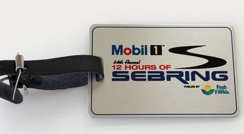 24 hour Sebring car race retail item