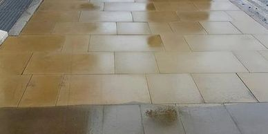 Commercial pressure cleaning Dorset