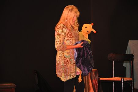 Lesley Smith is a world class ventriloquist that will remind you of Shari Lewis and Lamb chop