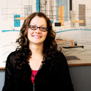 Marcie Richards, Project manager, Berger Hannafin Architecture