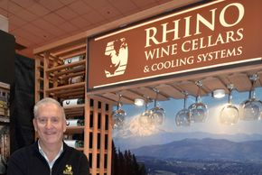 Turn your dream custom wine cellar into reality with a FREE 3D Design and Quote. Call Rhino Today!