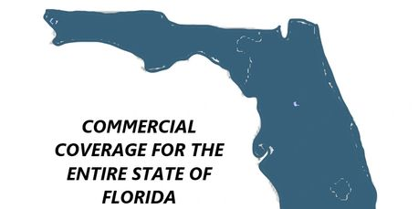 COMMERCIAL  APPRAISAL COVERAGE AREA IN FLORIDA COMMERCIAL APPRAISER APPRAISALS APPRAISERS FLORIDA AP