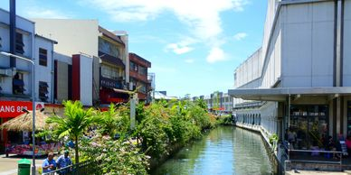 Experience Suva's history with colonial and modern architecture.