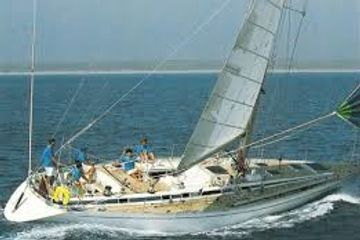 Cowes Week yacht charter. Sail with Alex Bennett. Swan 46.Corporate yacht charter cowes week