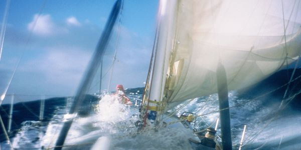 Extreme ocean racing with Alex Bennett