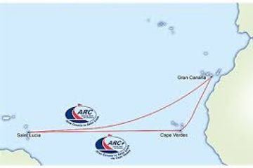 Sail the ARC aboard a Swan 46 with Alex Bennett. ARC Rally crew berths available. ARC Yacht charter