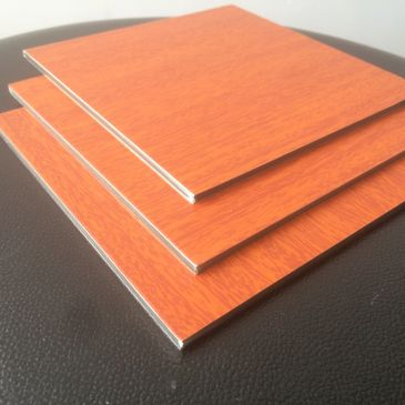 WOODEN IMITATION PANELS