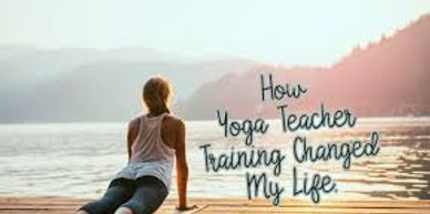 Yoga Teacher Training, Yoga Therapy, Yoga Teacher