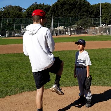 santa monica baseball academy spring training clinic 2019