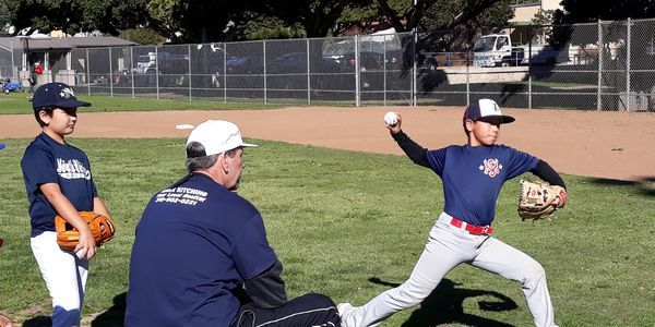 Santa Monica Baseball Academy Spring Break camp 2019