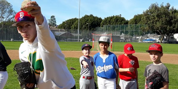santa monica baseball academy elite pitching camp