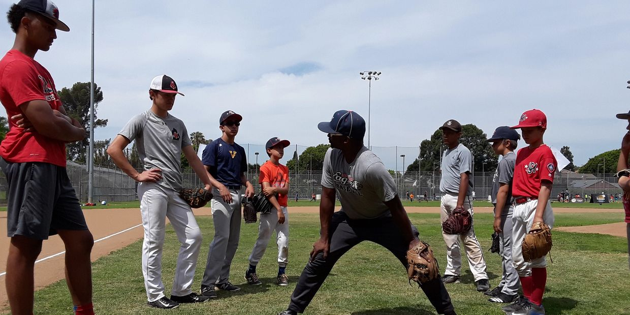 Santa Monica Baseball Academy Elite Showcase Camp