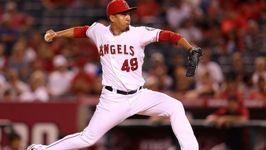 MLB Pitcher Ernesto Frieri