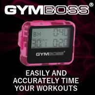 Gymboss, Timers, HIIT Training, Tabata