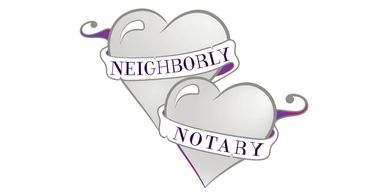Neighborly Notary NYC: Mom tattoo redesigned for Neighborly Notary in 2009  NEW YORK  USA NYC  10023