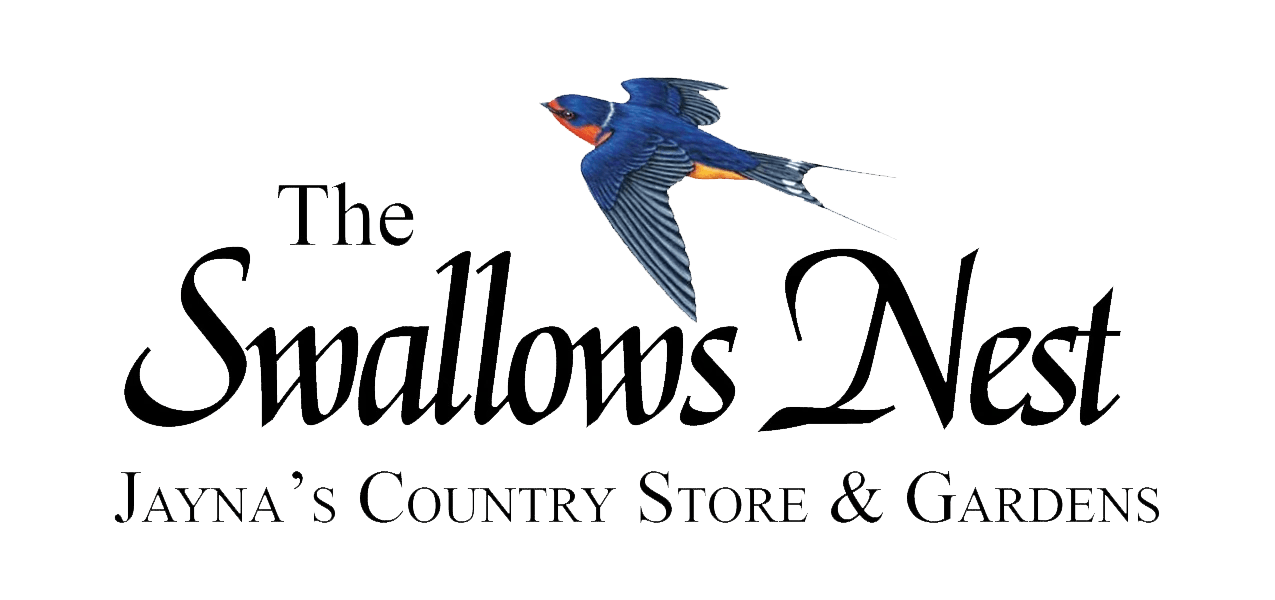 The Swallow's Nest - Jayna's Country Store & Gardens