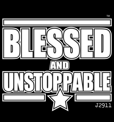 Blessed and Unstoppable Logo