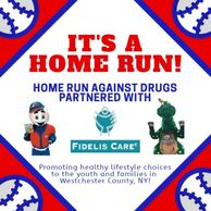 Home Run Against Drugs and Fidelis Care partner to promote healthy lifestyles to youth!