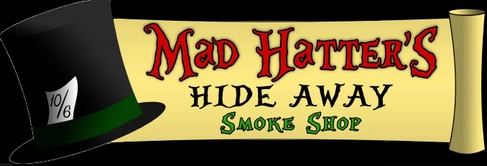 WELCOME TO MAD HATTERS HIDEAWAY!