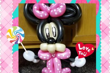 1 hr Balloon Twisting   $100 hr 1.5 hrs $150  2 hours $190 Call for quote over 2 hr . Travel extra