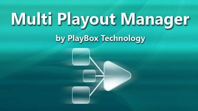 Multi Playout Manager