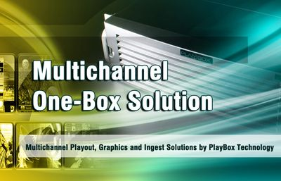 MultiChannel One-Box Solution