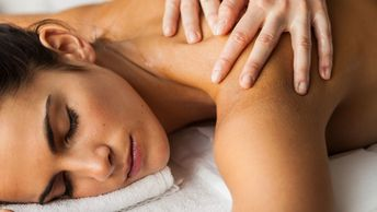 Remedial Relaxation Massage sore Back, Glutes sore Neck sore Shoulders Face Scalp Headache