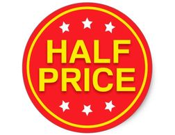 First Appointment HALF PRICE