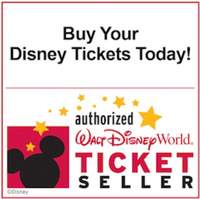 Disney and Theme Park Tickets