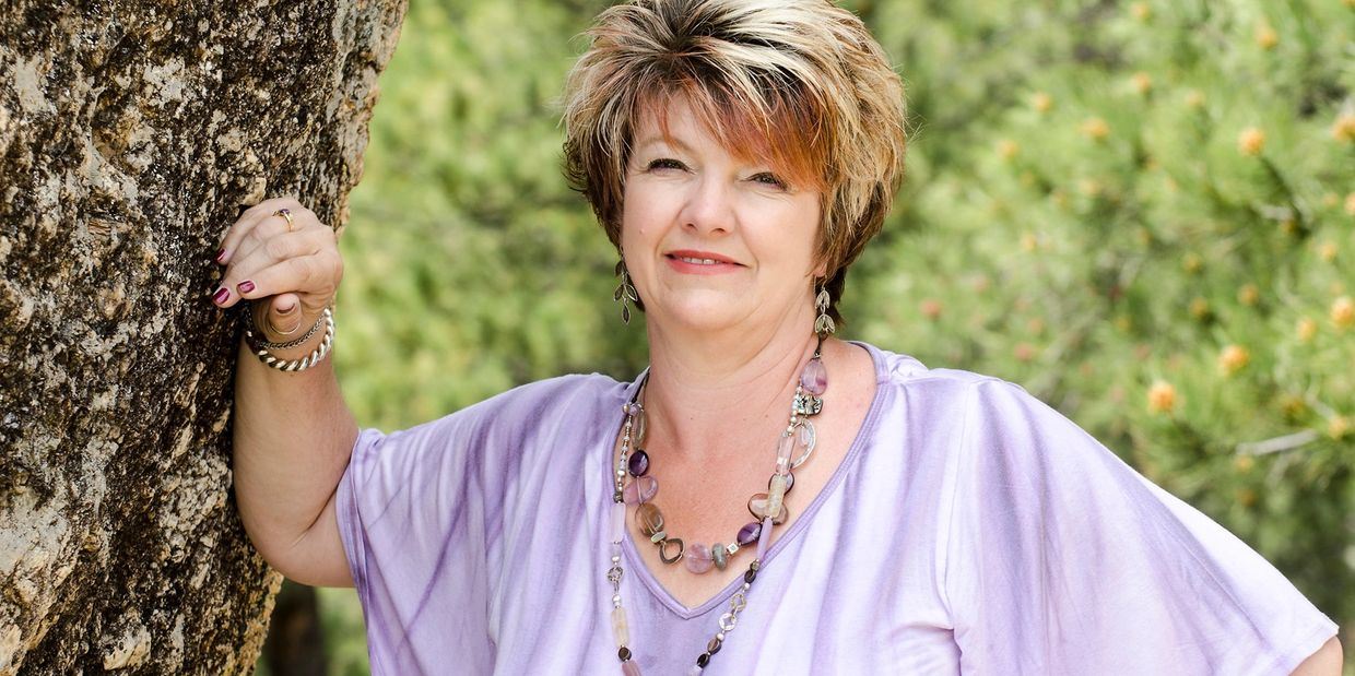 Lorie Eichert, Empowerment Coach in the Black Hills.