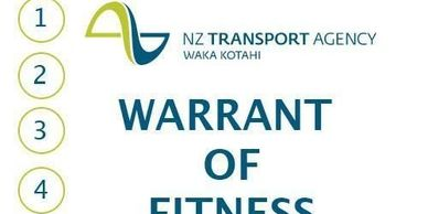 NZ transport agency, warrant of fitness sticker, wof inspection, wof repairs, wof afency, wof cost