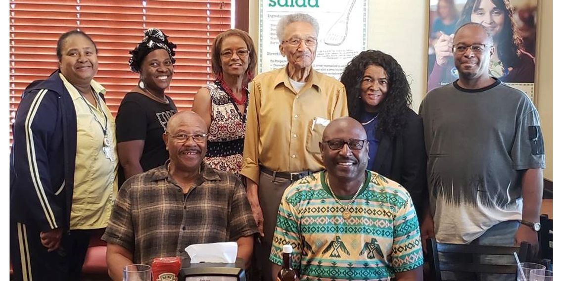 MAAFL Board Meeting attendees on September 22, 2018 with special Guest, Calvin C Goode