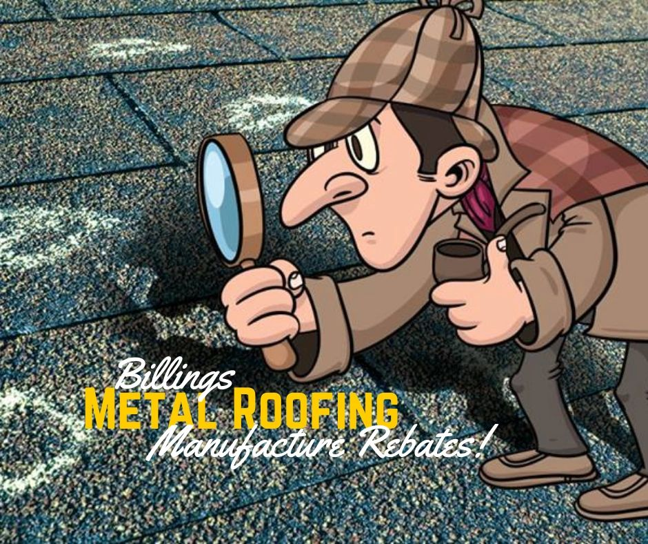 At Billings Metal Roofing we are happy to keep you informed of our special offers.