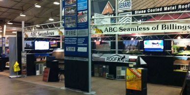 Our presence at your local home and garden or home improvement shows is something to be counted on.