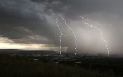 lightning strikes billings montana