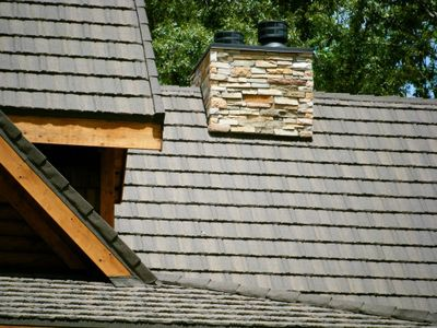 the Classic Look at Stone Coated Steel Shingles
