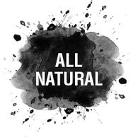 All natural ingredients in the aftercare