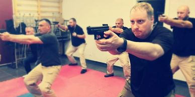 Hostile close protection courses for those wanting to work in the hostile security industry.