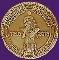 200th Anniversary Challenge Coin