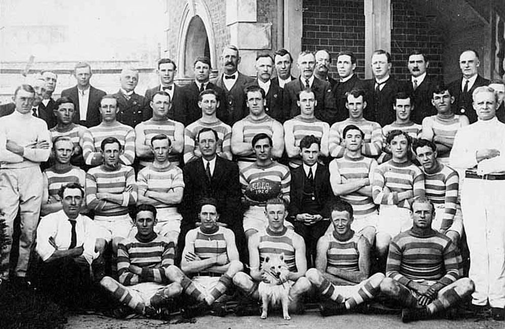 East Fremantle 1920