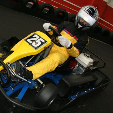 Indoor Activity centre things to do Go Karting in Gloucester