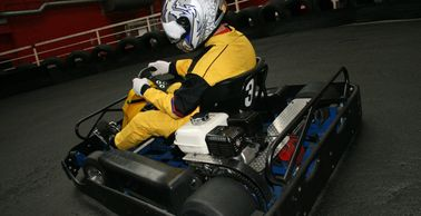 High-speed banking @ Jdr Karting Gloucestershire