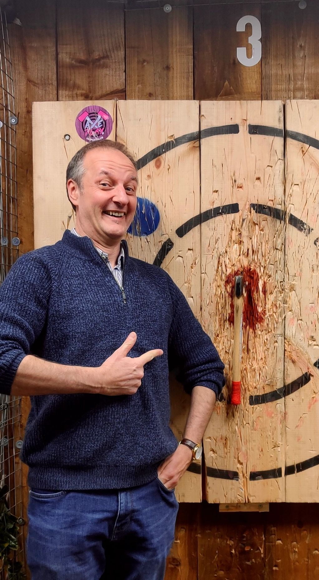 Axe Throwing @ Axe Play - Gloucester- JDR Karting & Activity Centre Gloucester