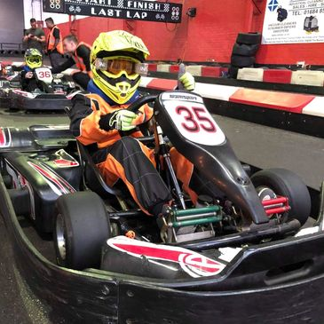 Go Karting for kids & birthday parties at JDR Karting Gloucester