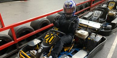 Kart Racing@ JDR Karting Gloucester