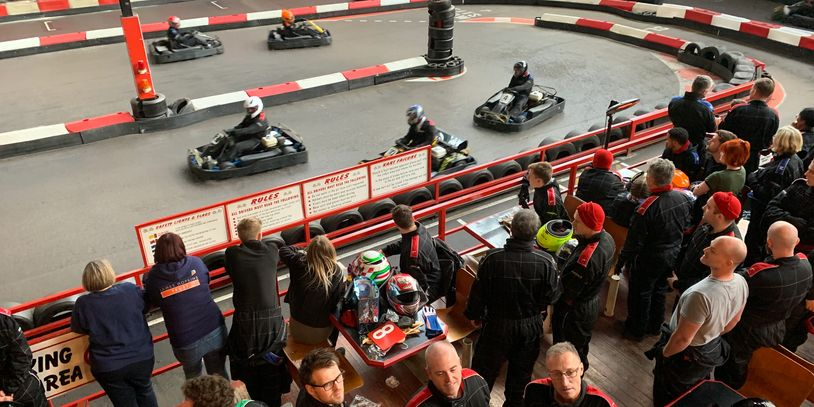Karting Endurance Race @ JDR Karting Gloucester