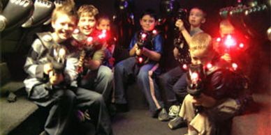 Children's Birthday Party @ JDR Karting & Activity Centre Gloucester