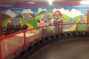 Kids karting track great for individual sessions and birthday parties in Gloucester