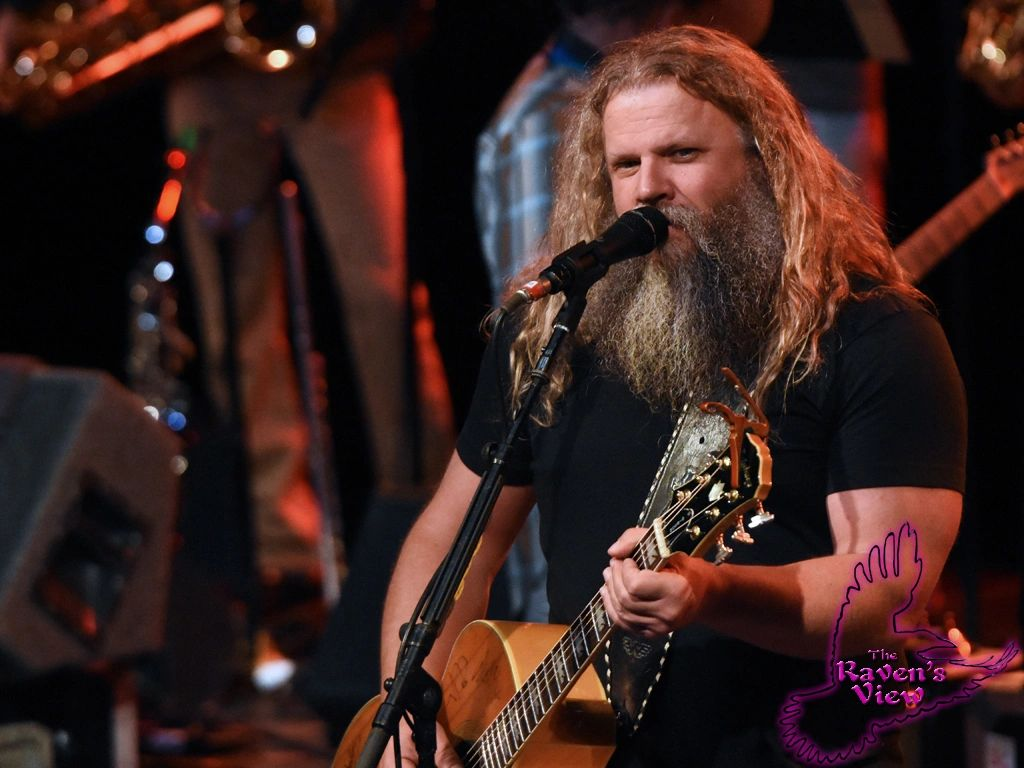 Jamey Johnson brings Outlaw Country Music to Long Island 4-7-19